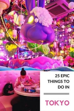 25 epic things to do in Tokyo whether it's your first or 30th visit. Features theme cafes, cake-filled crepes, sushi-making, sumo wrestling and more. #japan #tokyo #tokyotravel #tokyotips #funthingstodo #japantravel