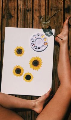 Vsco - liviosborne - collection make art, diy art, watercolor art, aesthetic painting Vintage Grunge, Art Hoe, Mellow Yellow, Oeuvre D'art, Diy Art, Art Inspo, Painting & Drawing, Watercolor Paintings, Easy Paintings