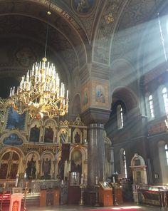 Uspenski Kathedrale in Helsinki, Finnland. Diese sollten Sie sich bei einer Reise in die finnische Hauptstadt auf jeden Fall ansehen! Mehr Tipps gibt es im Länder und Leute Blog.
