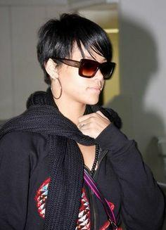 Short haircut styles Rihanna New Modern Hair | Everyday Hairstyles