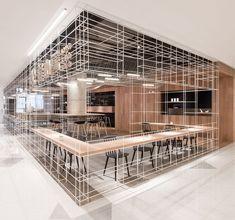 Gallery of LXB-Shanghai Diner / LUKSTUDIO - 5 #restaurantdesign
