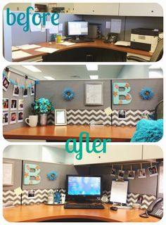 Exceptionnel DIY Desk Glam! Give Your Cubicle, Office, Or Work Space A Makeover For