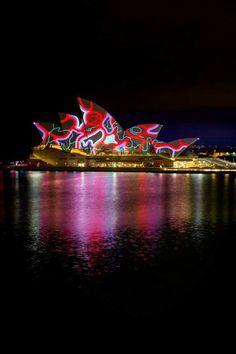 Vivid Sydney 2015.