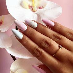 Cafe Del Mar Gel Polish #nails #nail #nailsart #indigonails #indigo #hotnails #summernails #springnails #omgnails #amazingnails #gelpolish #inspiration #pastelnails #pastel #weddingnails #wedding #weddingidea #pinknails #flowersnails