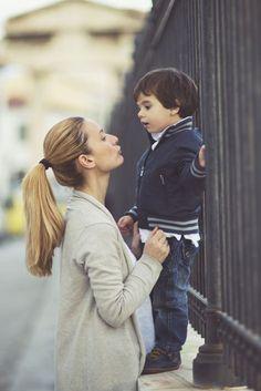 20 Dinge, die eine Mutter ihrem Sohn sagen sollte