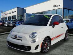 2013 Fiat 500, 6,424 miles, $18,995.