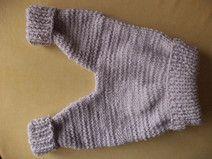 Babyhose 62/68 Merinowolle Pumphose Baby Wolle