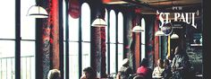 Jaimelabouffe.ca - Pour les passionnés de Bouffe. - Détails du Coupon-Rabais - 20$ pour une valeur de 45$ à dépenser sur toute la carte bouffe et alcool du Pub St-Paul du Vieux-Port pour 2 personnes