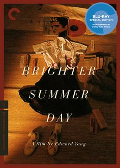 A Brighter Summer Day (1991) - The Criterion Collection