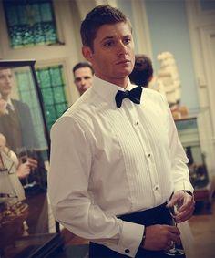 Jensen Ackles as Dean Winchester (Supernatural)