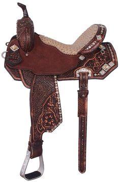 Brittany Pozzi saddle!!!!
