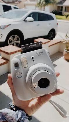 Poloroid Camera, Polaroid Instax Mini, Instax Mini 9, Fujifilm Instax Mini, Cute Camera, Best Camera, Polaroid Photos, Polaroids, Camera Gear