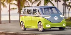 The VW Bus Really Is Making a Comeback