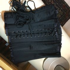 Corset!! Worn under a costume, size medium , made in England. The real dealVollers is quality Other
