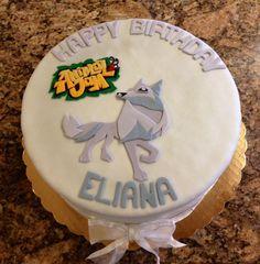 Animal Jam cake