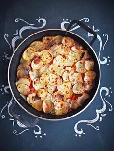Jamies Cook Clever - Portugiesischer Fischeintopf - Rezeptbild