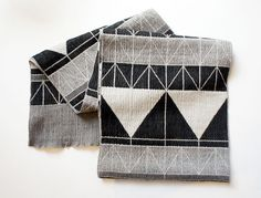 NUNO scarf. 2011. Wool, Cotton. KEIKO Gallery.