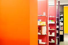 Farmacia Carrascal, Vitoria - Enrique Polo Estudio