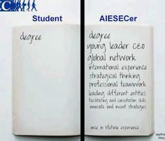 Join AIESEC Bucharest! Apply until 11th of October!
