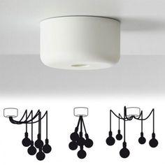 E27 Multi Canopy plafondbevestiging- Muuto - Hanglampen - Verlichting - Producten - Livingdesign