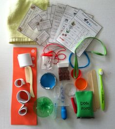 Growing Play: Pretend Play Box - Veterinarian
