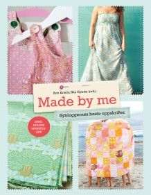 Made by me - Ann Kristin Nås Gjerde Beach Reading, Retro Fabric, Fun Hobbies, Learn To Sew, Just For Fun, Diy Clothes, Sewing Projects, Sewing Ideas, My Books