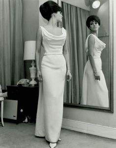 Racquel Welch.... Her shape is an upside down triangle. shoulders are broader than hips. I am shaped this way