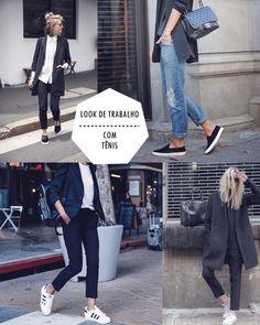 Dicas de Looks de Trabalho SEM SALTO e estilosos   Como Usar e Onde Comprar