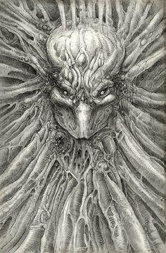 Drawings by Kirill Semenov,  Skirill on DeviantArt