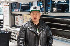 Fresh Off the Plane: Eddie Huang in San Francisco Eddie Huang, Fresh Off The Boat, Best Food Trucks, Asian American, Filipino, Erotica, New Recipes, Plane, Hip Hop