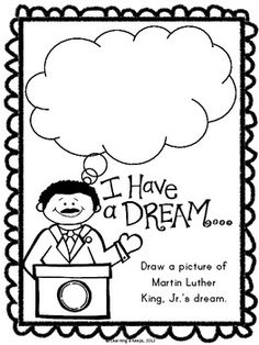 Martin Luther King, Jr. Freebie Pack
