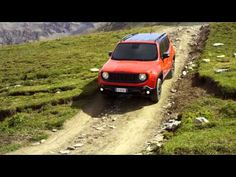Jeep Renegade Trailhawk Video