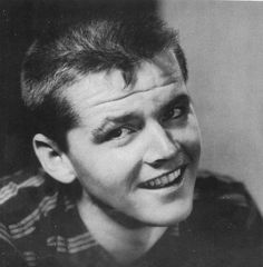 A young Jack Nicholson.