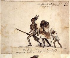 File:An Indian of ye Outawas Tribe & his Family going to War by George Townshend, 4th Viscount and 1st Marquess Townshend.jpg