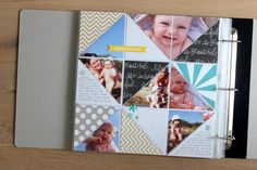 Page created by Julia Reichert, featuring the Midnight Edition Core Kit…