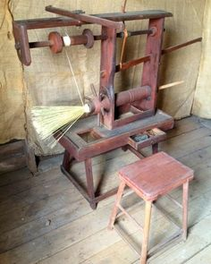 8 Best Antique Broom Making Tools images in 2018 | Tools