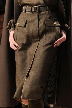 Skirt -- Salvatore Ferragamo Fall 2012
