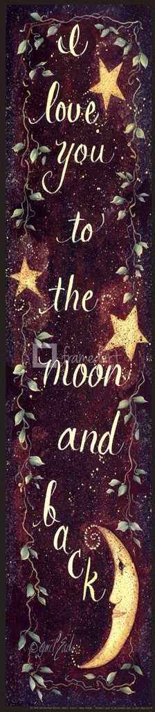 ✯..To The Moon And Back :: By Gail Eads..✯