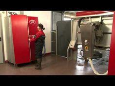 Lely Astronaut A4 - Farmer benefits - YouTube