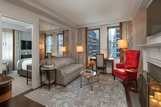 Hospitality Design - InterContinental New York Barclay Hotel Reveals $180 Million Makeover