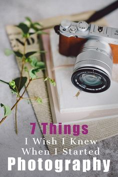 7 Things I Wish I Knew When I Started Photography | CHRISTINA GREVE