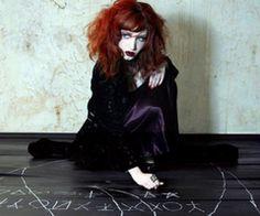 Witchcraftin': Portrait of Summer Lawson by Darla Teagarden