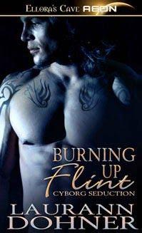 La Guardia de Los Libros : Burning Up Flint, Saga Seduction Cyborg 1, Laurann...
