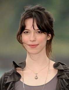Every single film I see with this actress, Rebecca Hall, she just blows me away.