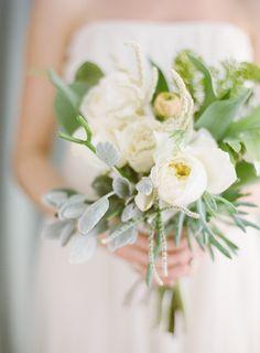 bouquet detail | joy thigpen via OnceWed
