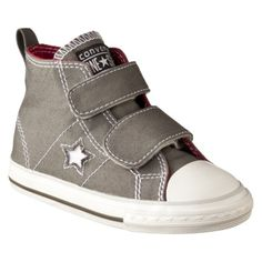 Toddler Converse® One Star® High Top - Gray.Opens in a new window