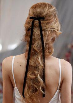 This look by Elizabeth Fillmore is very Chanel Paris-Salzburg-esque.