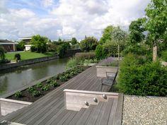 Tuin aan het water lakeside landscapes pinterest gardens tuin