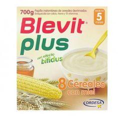 234435 Blevit Plus 8 Cereales Miel - 700 gr