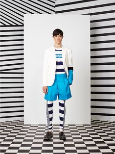 Jean Paul Gaultier Spring/Summer 2015 » Fucking Young!